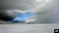 Actualmente, el agujero de la capa de ozono sobre la Antártida mide cerca 19 millones de kilómetros cuadrados.