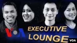 "VOA Executive Lounge ""Seniman AS Cinta Indonesia"" (Bagian 1)"