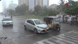 کراچی میں بارشوں سے ہونے والی تباہی کی کہانی