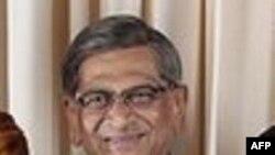 Hindistan Dışişleri Bakanı Somanahalli Mallaiah Krishna