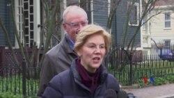2019-01-01 美國之音視頻新聞: 美國民主黨參議員沃倫宣佈準備2020年競選總統