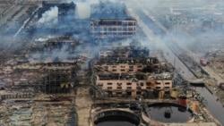 幸存者口述江苏化工厂爆炸经历见闻
