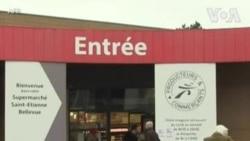 疫情期间保障老年人生活 法国超市设定专属购物时段