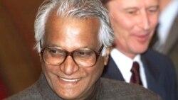 ျမန္မာ့ဒီမုိကေရစီေရး အားေပးသူ အိႏၵိယႏုိင္ငံေရးသမား George Fernandes ကြယ္လြန္