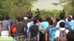 Makedonya'da Mülteci Krizi
