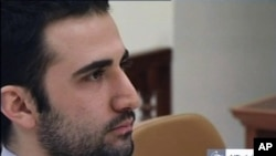 Salah satu tahanan Amerika yang dibebaskan Iran Amir Mirzaei Hekmati. Hekmati dituduh Iran sebagai mata-mata CIA.