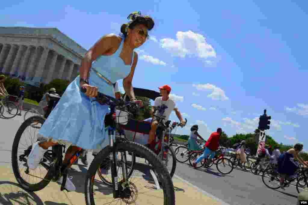 Совсем не раритетный велосипед