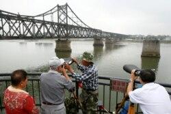 [주간 RFA 소식 오디오] 북한 국경경비대 검열 강화
