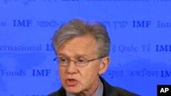 Τζέρρυ Ράις, εκπρόσωπος τύπου ΔΝΤ