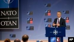 Generalni sekretar NATO-a Jens Stoltenberg