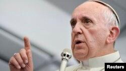 Paus Fransiskus memiliki kebijakan tidak mentolerir pelecehan seksual. (Foto: Dok)