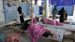 美國在也門炸死數十名伊斯蘭國武裝分子