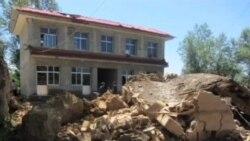 中國甘肅發生地震至少73人死亡
