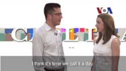 English in a Minute: Call It A Day