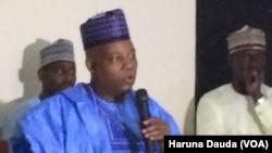 Gwamnan Borno Kashim Shettima