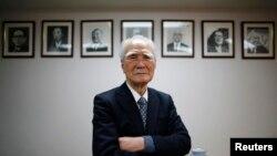 日本前首相村山富士