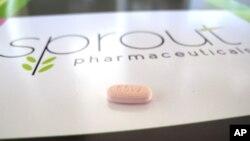 Según los expertos la píldora rosada tiene los mismos efectos secundarios que el viagra para hombres.