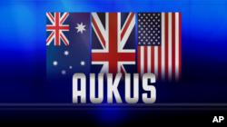 Việc thành lập AUKUS gây nhiều sự chú ý trên thế giới.