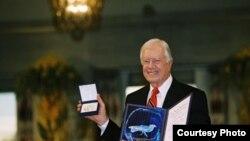 诺贝尔和平奖得主美国前总统卡特(卡特中心)