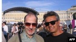 Два митинга в Санкт-Петербурге – с задержаниями и без