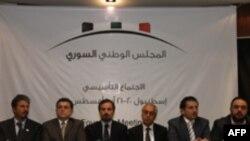 Suriyeli rejim karşıtlarının İstanbul toplantısı