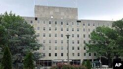 미국 워싱턴의 미군 참전용사들을 위한 은퇴 아파트.