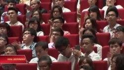 Bài phát biểu của TT Mỹ truyền cảm hứng cho giới trẻ VN