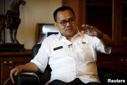 Mantan Menteri ESDM Sudirman Said (foto: dok).