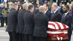 Public Mourning Begins for Supreme Court Justice Scalia