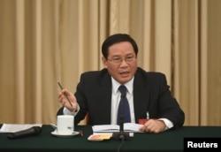 中共江苏省委书记李强在全国人大会议分组会上讲话(2017年3月7日)