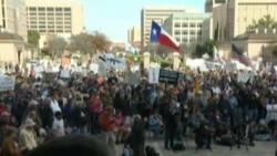Uoči inauguracije, demonstracije ZA oružje
