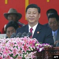 Shi Tsinping, Xitoyning bo'lajak prezidenti