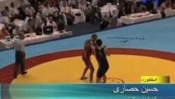 کشتی فرنگی جوانان ایران چهارم جهان شد