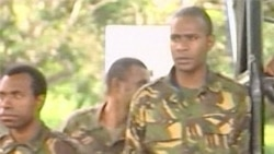 Papua New Guinea PM: Military Mutiny Over