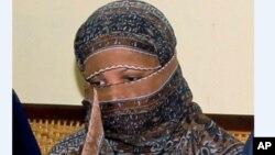 Asia Bibi, penganut agama Kristen terpidana kasus penodaan agama di Pakistan (foto: dok).