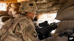 سرباز امریکایی در عراق