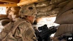 بیش از ۱۰۰ سرباذ امریکایی در عملیات موصل اشتراک دارند