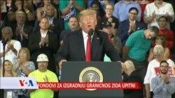Trump: Želim znati gdje je novac za izgradnju zida u ovom smiješnom budžetu