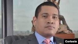 Leocenis Garcia, editor del Grupo Sexto Poder enfrenta un juicio por legitimación de capitales.