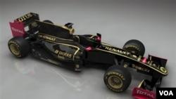 Tim F1 Renault mengumumkan tampilan mobil barunya hari Rabu 8 Desember setelah sepakat bekerjasama dengan Lotus. Tahun depan nama tim itu berubah menjadi Lotus Renault GP.