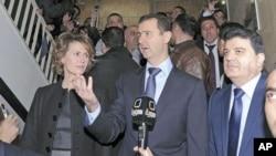 صدر اسد دمشق سے جاچکے ہیں: تجزیہ کار