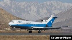 شرکت هوایی آریانا در سال ۱۹۵۵ تاسیس گردیده است.