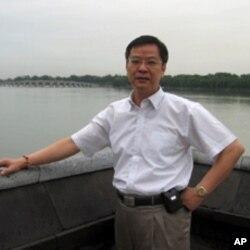 台湾国立政治大学东亚洲研究所所长邱坤玄