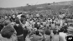«Вудсток» 14 августа 1969