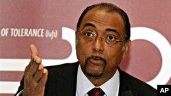 联合国艾滋病规划署执行主任米歇尔.西迪贝(资料照片)