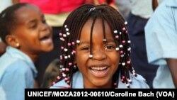 Conflito impede a educação das crianças