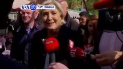Marine Le Pen na Emmanuel Macron Bazahangana mu Cyiciro cya Kabiri cy'Amatora ya Perezida w'Ubufaransa