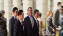 美國防長:在東亞部署導彈之細節有待確定