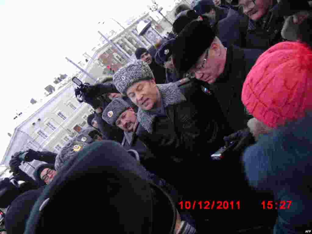 10 декабря, Казань – митинг потербовал перевыборов