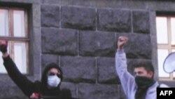 Студентська акція протесту пройшла у столиці та 14-ти містах України